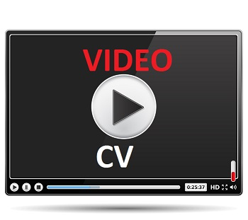 Video Resume Icon